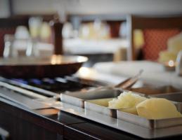 Restaurant filets de perche saint prex