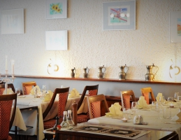 Restaurant mariage La cote