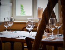 Restaurant specialites perches morges