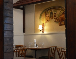 Restaurant specialites perches saint prex